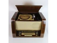 RADIO ANNI 50 TRANS CONTINENTS RADIO PD6 VINTAGE 1950