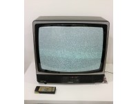 TV GRUDING SUPER COLOR ANNI 80' TELEVISORE