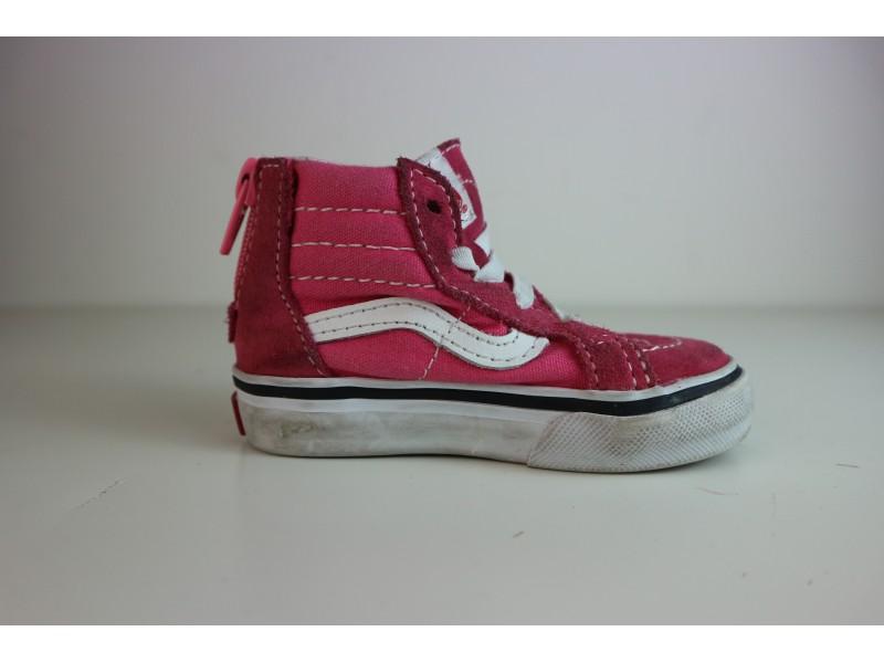 san francisco ab3cd 7e671 Bimbo Vendilo Bambino Usato Bambina Vans Scarpe Bimba Sneaker 20 OkNwZ8n0PX