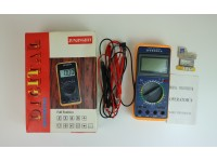 MULTIMETRO DIGITALE TESTER JUN JINGHUI DT9205A DIGITAL MULTIMETER USATO