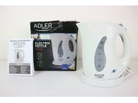 BOLLITORE ADLER AD02 ELECTRIC KETTLE NUOVO