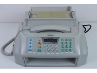 TELEFONO FAX PANASONIC KX-FP215JT USATO UFFICIO