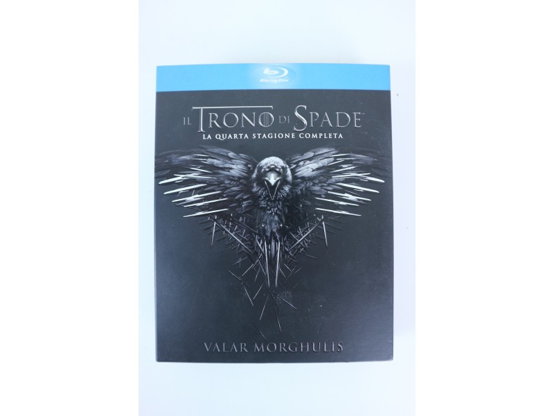 5 COFANETTI DVD IL TRONO DI SPADE GAME OF THRONES GOT STAGIONE 1 2 3 4 5 1-5 COMPLETE USATE