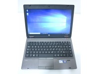 "NOTEBOOK PC 14"" HP PROBOOK 6360B INTEL DUAL CORE 4GB 250GB USATO LAPTOP"