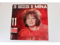 LOTTO 2 VINILI MINA SERIE NIAGARA NUMERO 11 + 36 ALBUM 33 GIRI LP 1964 1965 64 65USATO