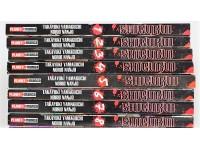 FUMETTO MANGA SPRAY LIZ 2-11 STAR POCKET COLLEZIONE COLLANA VOLUMI