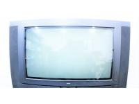 "TV CRT LOEWE PLANUS 4781 ZP 32"" USATO VINTAGE RETROGAME CON MOBILE"
