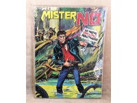 2 FUMETTI FUMETTO BONELLI NUMERO UNO 1 LA MANO ROSSA TEX + MISTER NO 1964 1975 L.350 L.400