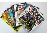LOTTO 10 LIBRI FUMETTI COMIC BOOK MARKETPLACE USA